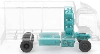 客车与货车使用氢燃料的可能性