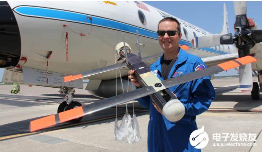 新型无人机为飓风观测提供了可能 工作效率得到了提高