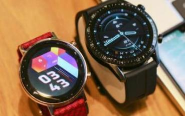 华为Watch GT2智能手表新发布,健康监测功能很给力