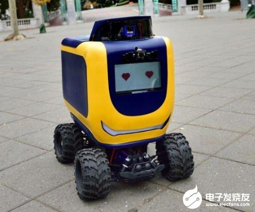 机器人新旧交替 以高新科技产业引领高质量新发展