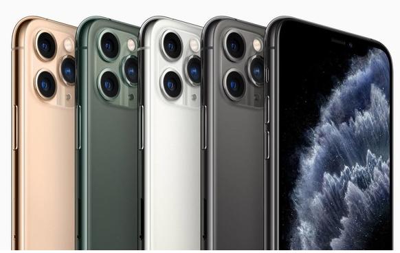 苹果将在2020年发布7款新iPhone其中三款为5G手机四款为4G手机