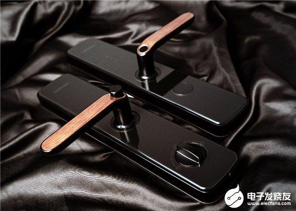千元级联想智能门锁E1产品,将于12月12日上市