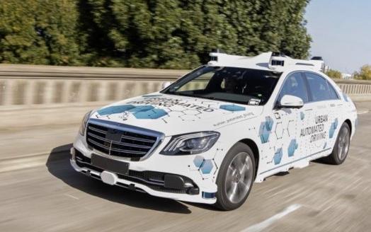 博世和奔驰自动驾驶出租车试点项目运行