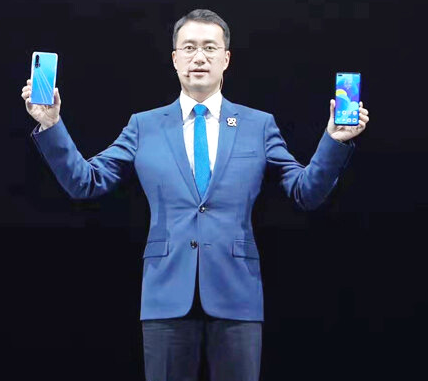 华为正式发布了nova6系列多款手机新品