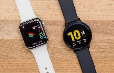 苹果手表Series 5和三星手表Active 2,谁更优秀