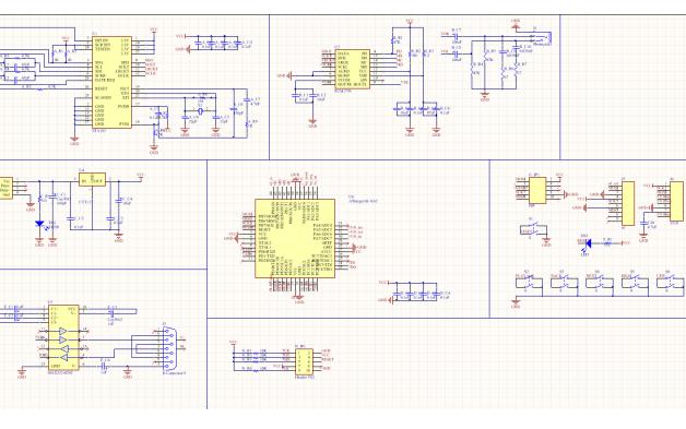 PCB设计学习和MP3设计的实验报告免费下载