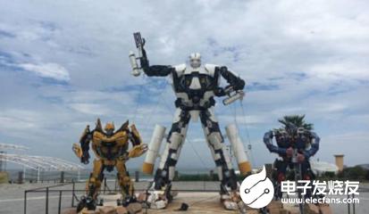 2019年机器人领域的跨界异常精彩 凸显出了与时...