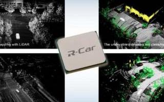 瑞萨电子与Dibotics合作开发嵌入式激光雷达处理解决方案