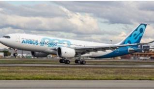 空客已经获得了4架A330-800飞机订单