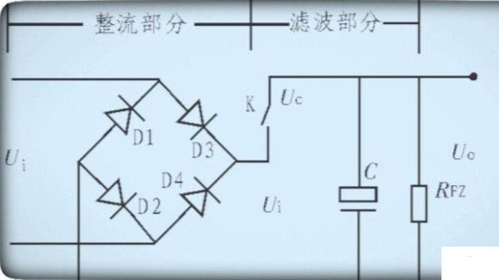 整流滤波电路电容越大越好吗