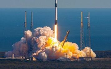 SpaceX第19次空间站补给成功执行,创造新回收纪录