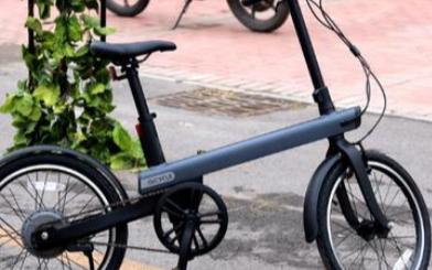 小米推出电动自行车,可帮助解决短途通勤问题