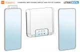 小米翻盖式水平折叠屏手机专利,配备弹出式前置摄像头