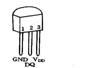DS1820數字溫度傳感器的應用詳細說明