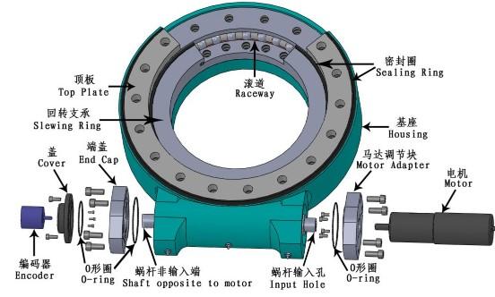 华方2.5GW回转式减�速器为青海电站2020年�I顺利并网保驾护航