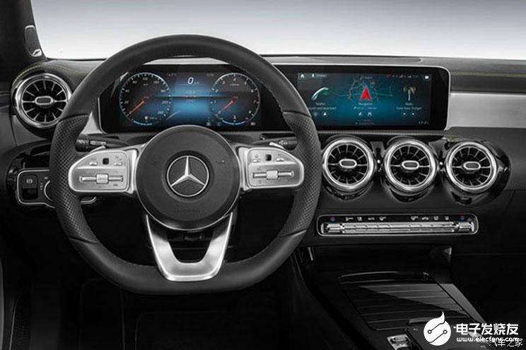 奔驰MBUX车载信息娱乐系统可进行个性化设置