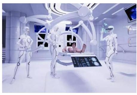 VR智慧医疗会是怎样的