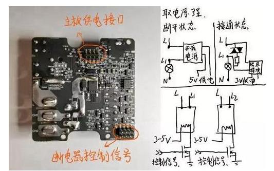 小米智能家居的智能硬件和Zigbee和WiFi模块拆解详细分析
