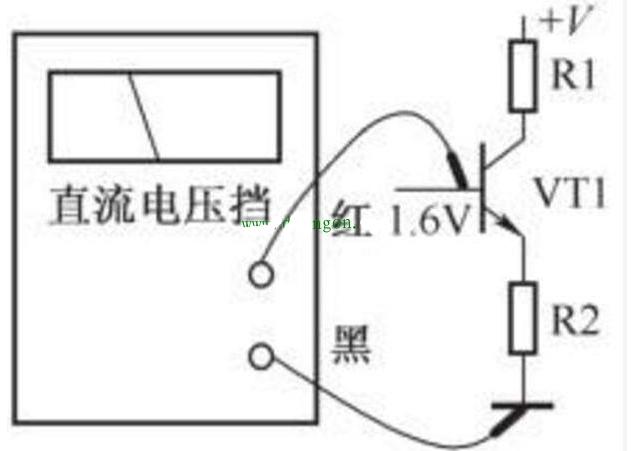 如何用万用表区分PNP传感器和NPN型传感器