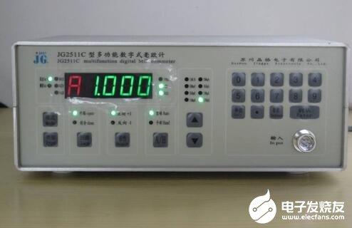 测量电阻测试仪故障的方法盘点