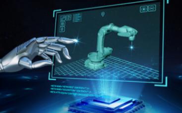 海尚推出机器人控制系统,可实现多台机器人协同工作
