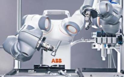 AI时代下工业机器人的逆袭正在进行中