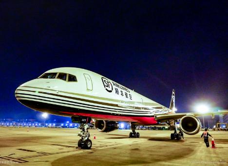 2019年顺丰航空已经引进了8架B-20CX全货机