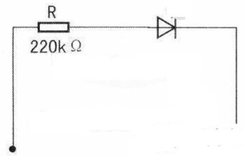 電阻串聯二極管起什么作用