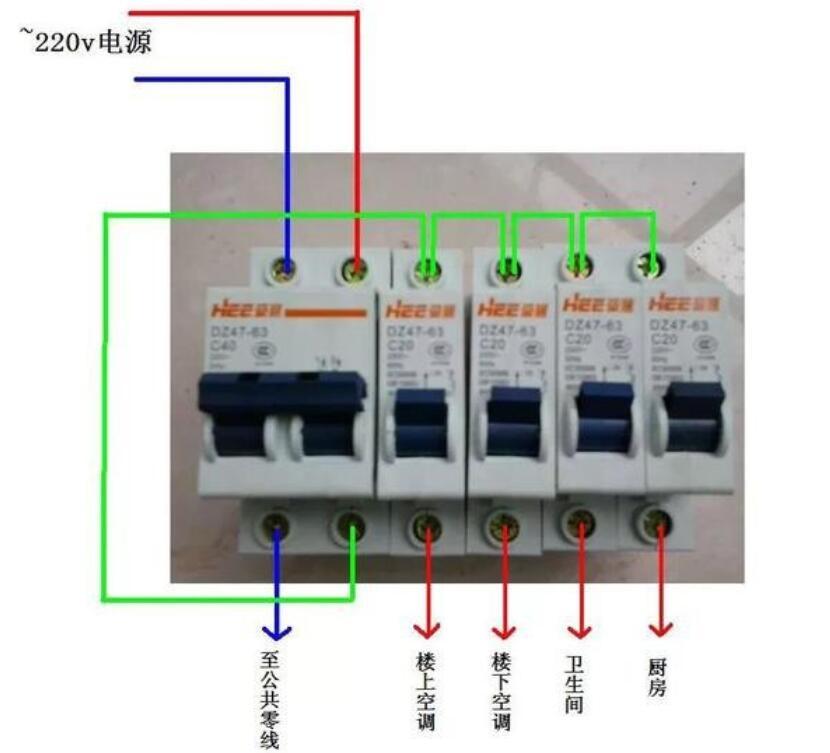 配电箱总开关跳闸的原因是什么