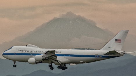 美国空军正在考虑采用SAOC WS来取代波音E-4B末日飞机操作中心