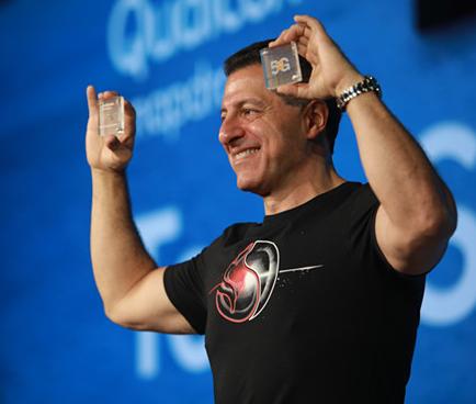 5G手机芯片已正式进入了激烈竞争的时代