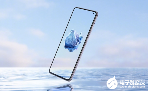 vivo放出X30系列官图 将是2020年旗舰手机的屏幕趋势
