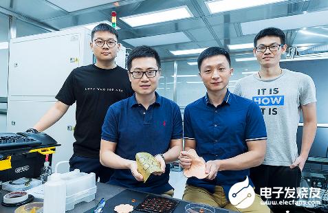 香港推出新型皮肤集成触感VR系统 可以通过无线接...