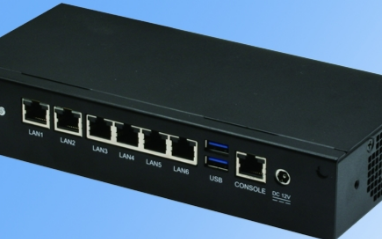 研扬新推网路安全设备,搭载凌动U且支持SFP模块