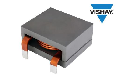 Vishay推出IHDF边绕电感器,高度仅为15.4 mm,饱和电流达230 A