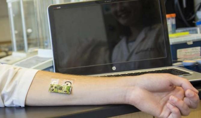 可穿戴汗液傳感器助力監測患者血液狀況