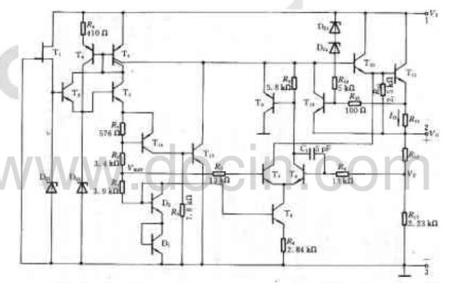如何设计双电子开关的LDO电源管理芯片详细论文说明