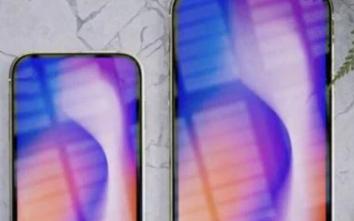 iPhone12基本配置已确认,真全面屏+苹果A14+5G