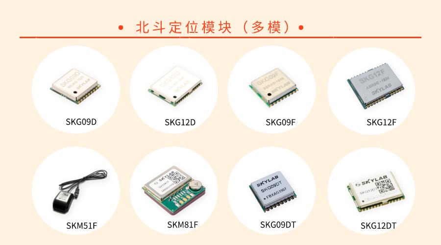 GNSS定位模块F系列北斗模块的五大基本特征