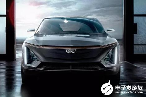 预计到2030年 凯迪拉克可能成为纯电动汽车品牌