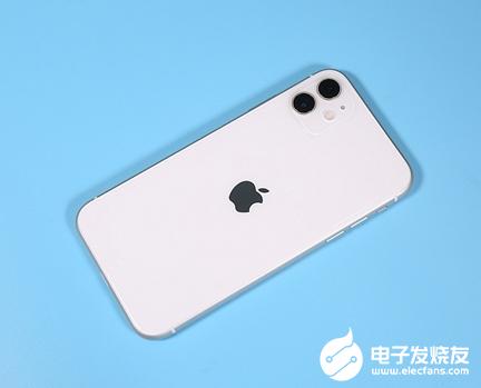 iPhone 11销售速度放慢 苹果公司的股价下跌1%以上