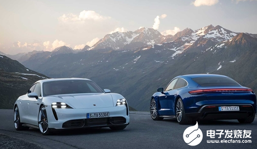保时捷最强电动汽车续航翻车 估算值低于大多数人的预期