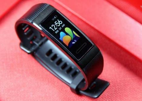 华为手环4 Pro智能新技术,NFC和独立GPS加持