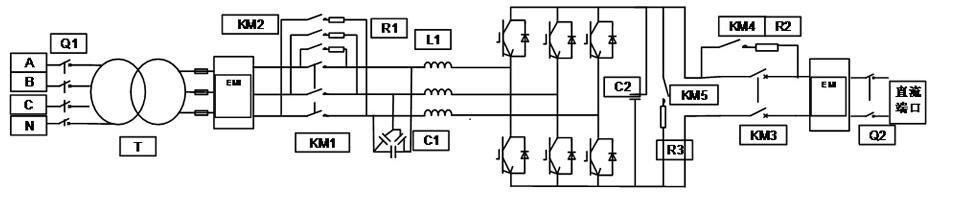 PCS儲能變流器工作原理_PCS儲能變流器主要特...