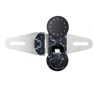 八佰智能锁业WATCHDOG D1319F玻璃门锁介绍