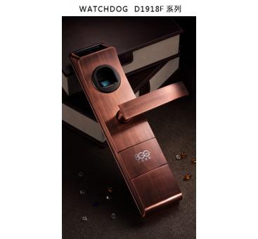 八佰智能锁业WATCHDOG D1918F指纹门锁介绍