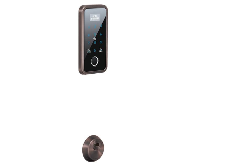 思歌锁业科技C751-AC/BB指纹锁简介