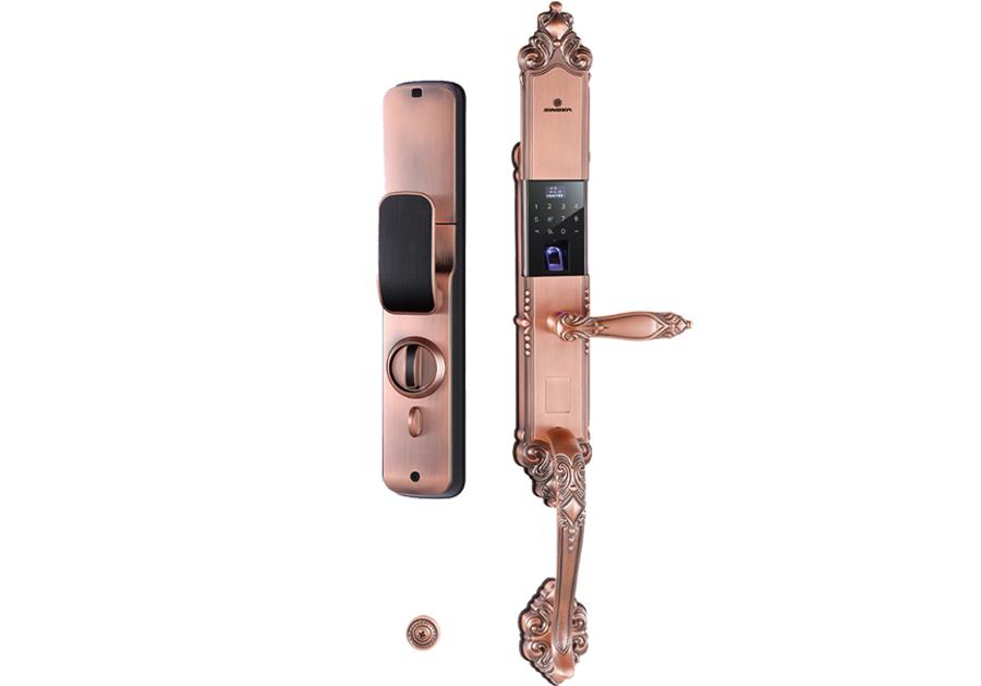 思歌锁业科技C185-DAC智能锁简介