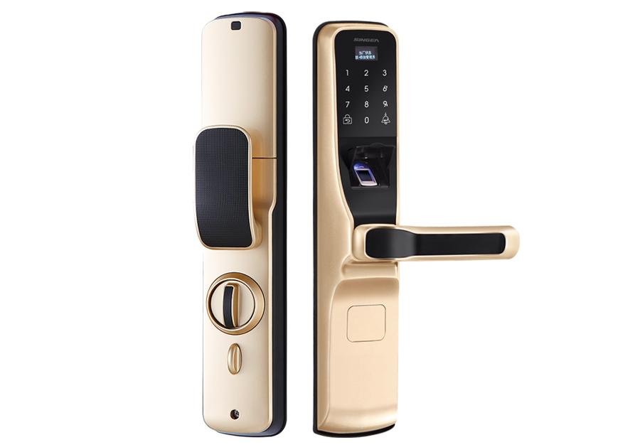 思歌锁业科技C435-AC/CG门锁简介