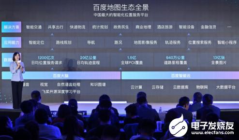 百度地图生态大会在北京召开 加快构建新一代AI地图生态全景